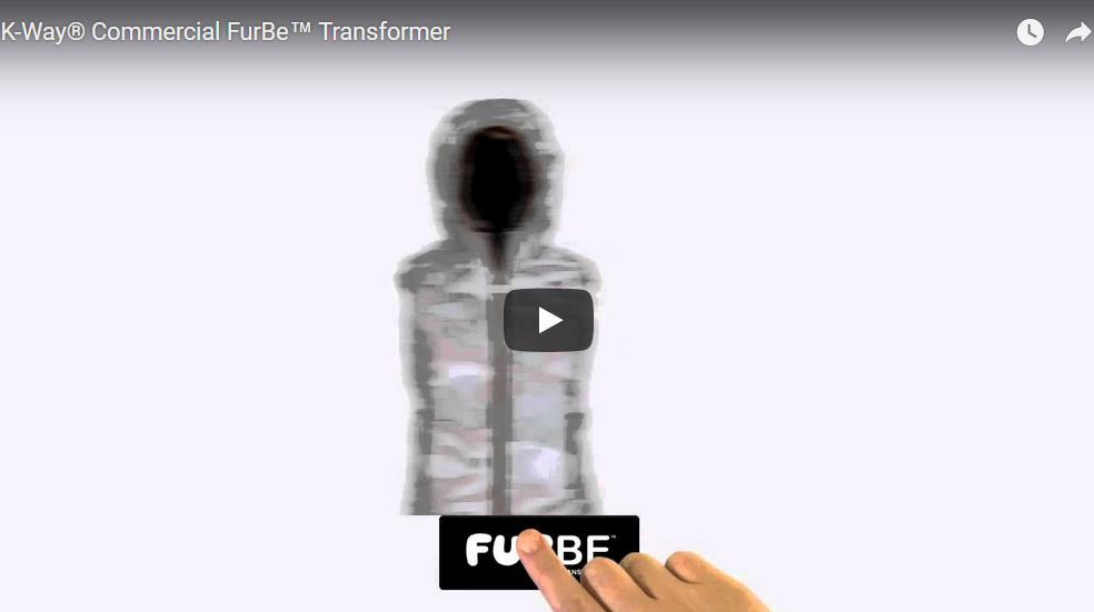 video dimostrativo per k-way furbe